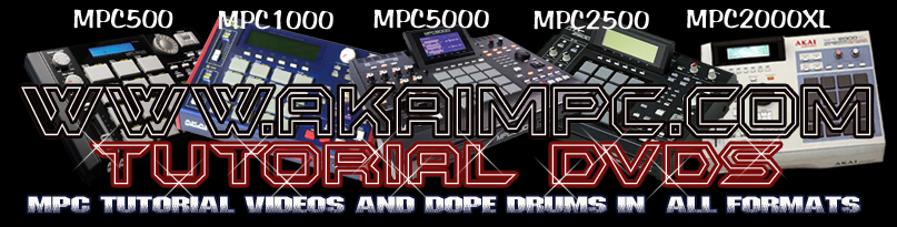 Learn your AkaiPro MPC with SoundsForSamplers Instructional video